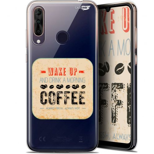 """Carcasa Gel Extra Fina Wiko View 3 PRO (6.3"""") Design Wake Up With Coffee"""