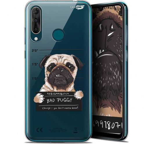 "Carcasa Gel Extra Fina Wiko View 3 PRO (6.3"") Design Beware The Puggy Dog"