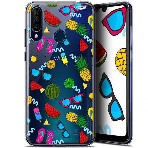 "Carcasa Gel Extra Fina Wiko View 3 (6.26"") Design Summers"