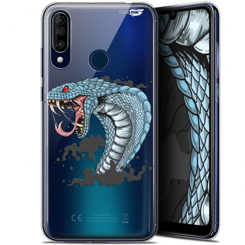 "Carcasa Gel Extra Fina Wiko View 3 (6.26"") Design Cobra Draw"