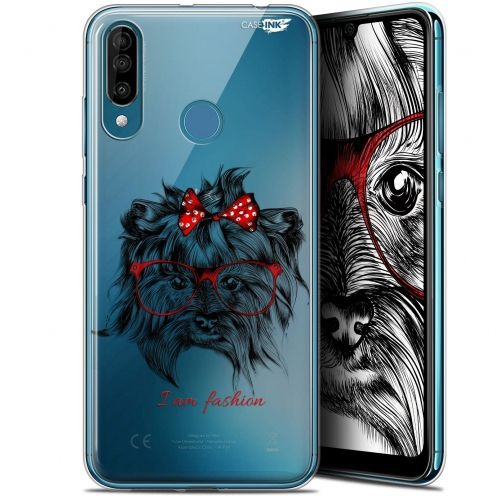 "Carcasa Gel Extra Fina Wiko View 3 (6.26"") Design Fashion Dog"
