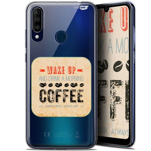 "Carcasa Gel Extra Fina Wiko View 3 (6.26"") Design Wake Up With Coffee"