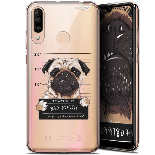 "Carcasa Gel Extra Fina Wiko View 3 (6.26"") Design Beware The Puggy Dog"