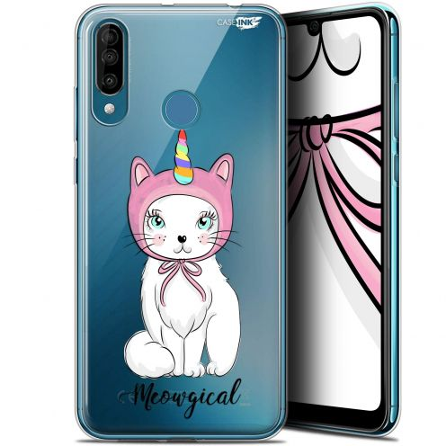"Carcasa Gel Extra Fina Wiko View 3 (6.26"") Design Ce Chat Est MEOUgical"