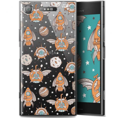 "Carcasa Gel Extra Fina Sony Xperia XZ1 (5.2"") Design Punk Space"
