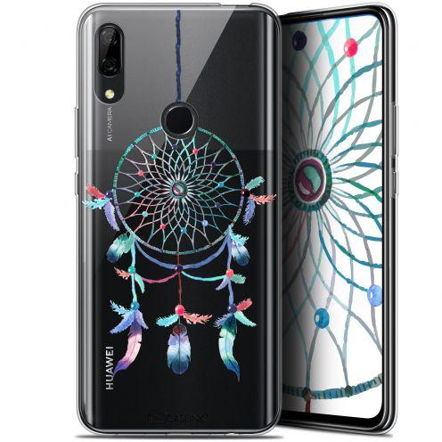 "Carcasa Gel Extra Fina Huawei P Smart Z (6.6"") Dreamy Attrape Rêves Rainbow"