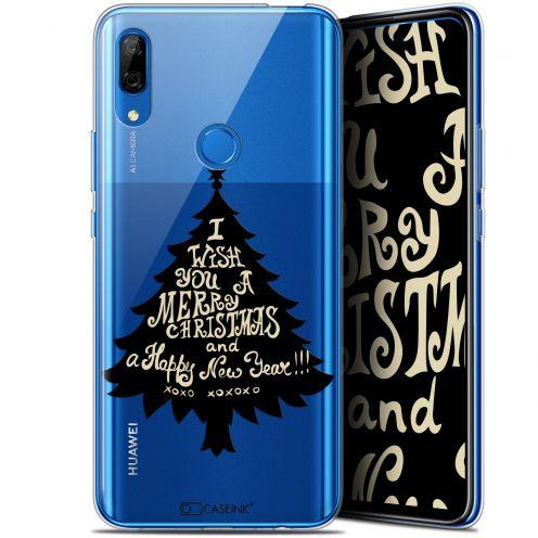 "Carcasa Gel Extra Fina Huawei P Smart Z (6.6"") Noël 2017 XOXO Tree"