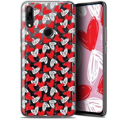 "Carcasa Gel Extra Fina Huawei P Smart Z (6.6"") Love With Love"