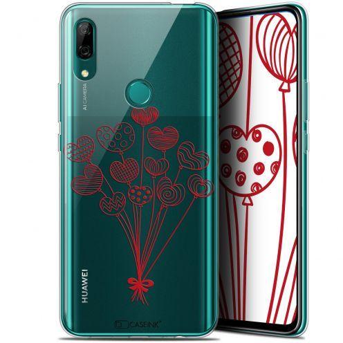 "Carcasa Gel Extra Fina Huawei P Smart Z (6.6"") Love Ballons d'amour"