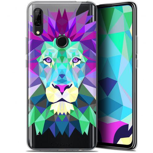 "Carcasa Gel Extra Fina Huawei P Smart Z (6.6"") Polygon Animals León"