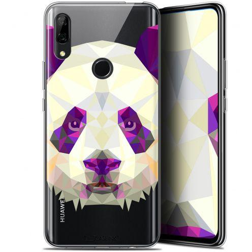 "Carcasa Gel Extra Fina Huawei P Smart Z (6.6"") Polygon Animals Panda"