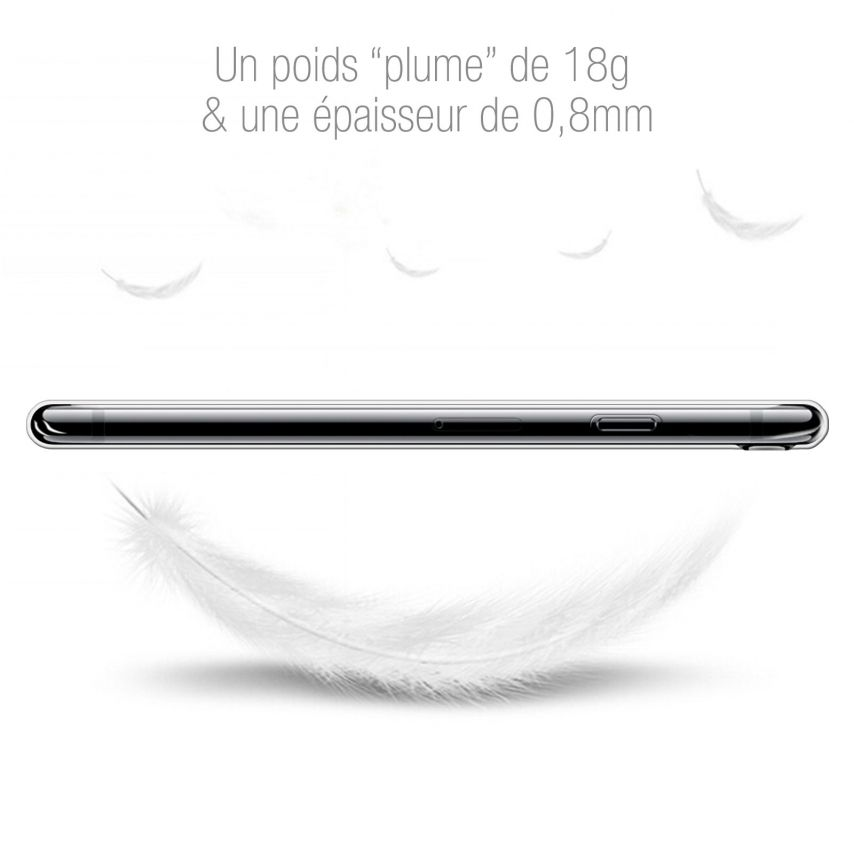 "Carcasa Extra Fina 1 mm Flexible Crystal Clear para Apple iPhone 7 Plus (5.5"")"