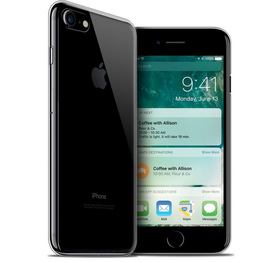 "Carcasa Apple iPhone 7 (4.7"") Crystal Extra Fina Transparente"