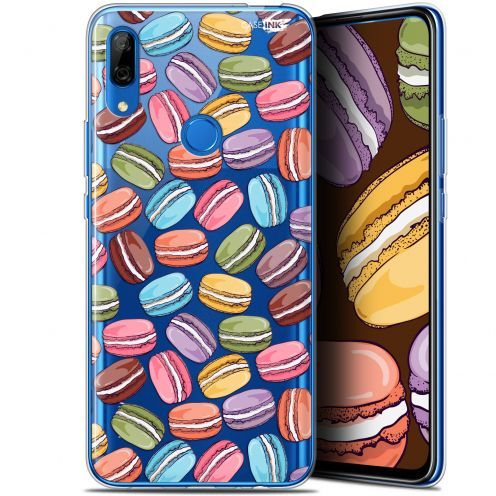 "Carcasa Gel Extra Fina Huawei P Smart Z (6.6"") Design Macarons"