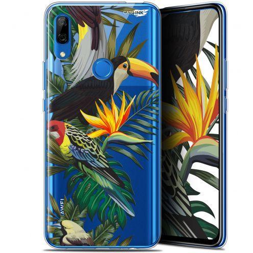 "Carcasa Gel Extra Fina Huawei P Smart Z (6.6"") Design Toucan Tropical"