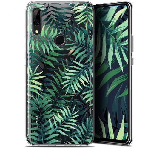 "Carcasa Gel Extra Fina Huawei P Smart Z (6.6"") Design Feuilles des Tropiques"