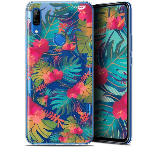 "Carcasa Gel Extra Fina Huawei P Smart Z (6.6"") Design Couleurs des Tropiques"