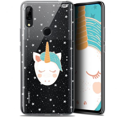 """Carcasa Gel Extra Fina Huawei P Smart Z (6.6"""") Design Licorne Dors"""