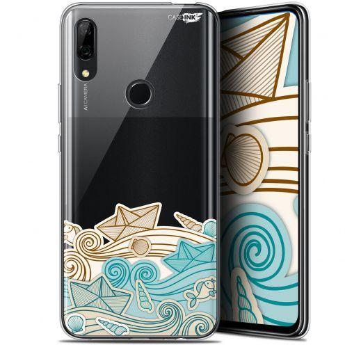 "Carcasa Gel Extra Fina Huawei P Smart Z (6.6"") Design Bateau de Papier"