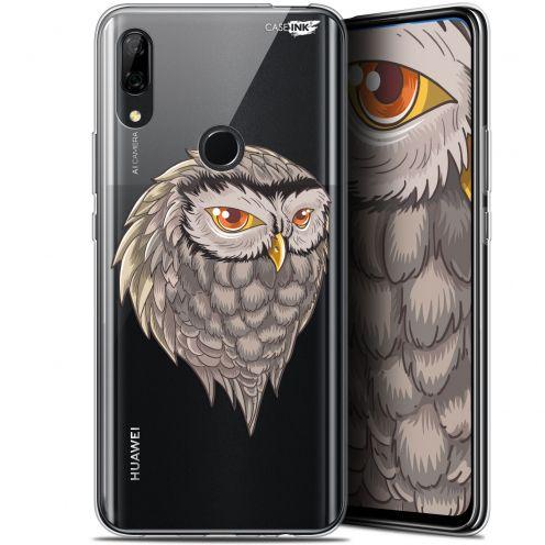 "Carcasa Gel Extra Fina Huawei P Smart Z (6.6"") Design Hibou Draw"