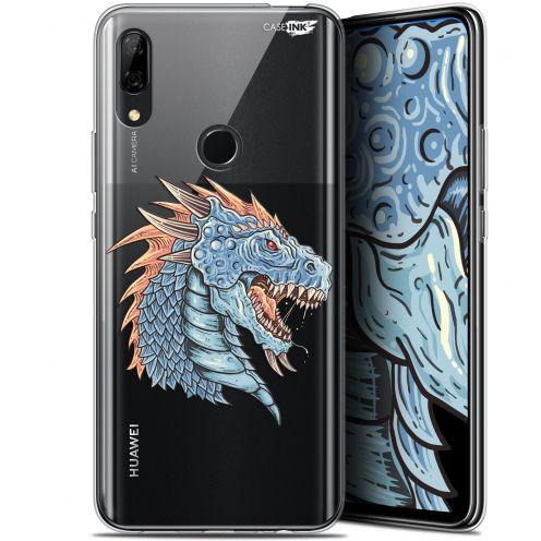 "Carcasa Gel Extra Fina Huawei P Smart Z (6.6"") Design Dragon Draw"