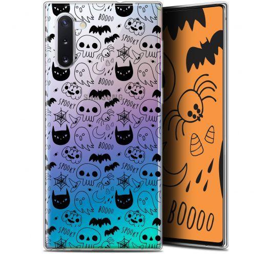 "Carcasa Gel Extra Fina Samsung Galaxy Note 10 (6.3"") Halloween Spooky"