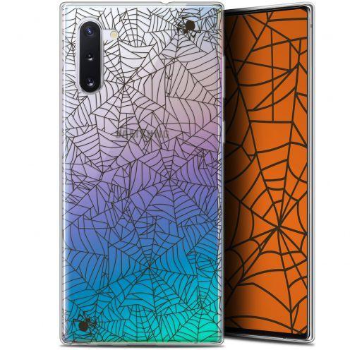 "Carcasa Gel Extra Fina Samsung Galaxy Note 10 (6.3"") Halloween Spooky Spider"