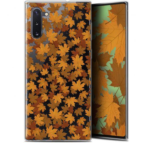 "Carcasa Gel Extra Fina Samsung Galaxy Note 10 (6.3"") Autumn 16 Feuilles"
