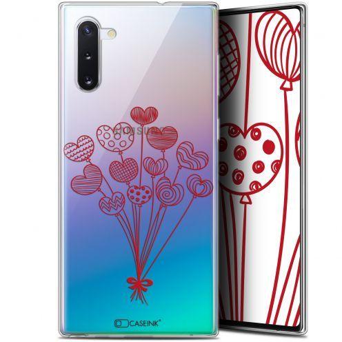 "Carcasa Gel Extra Fina Samsung Galaxy Note 10 (6.3"") Love Ballons d'amour"