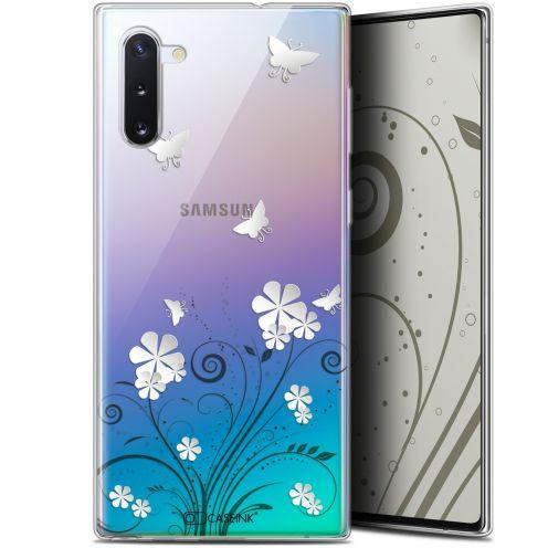 "Carcasa Gel Extra Fina Samsung Galaxy Note 10 (6.3"") Summer Papillons"