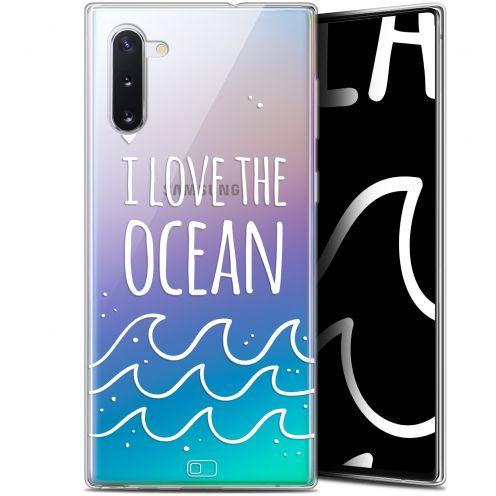 """Carcasa Gel Extra Fina Samsung Galaxy Note 10 (6.3"""") Summer I Love Ocean"""