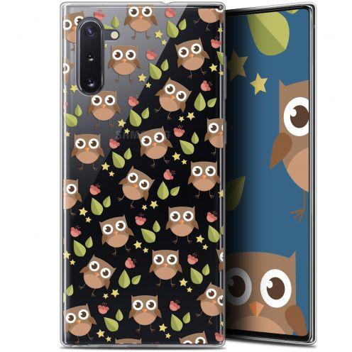 "Carcasa Gel Extra Fina Samsung Galaxy Note 10 (6.3"") Summer Hibou"