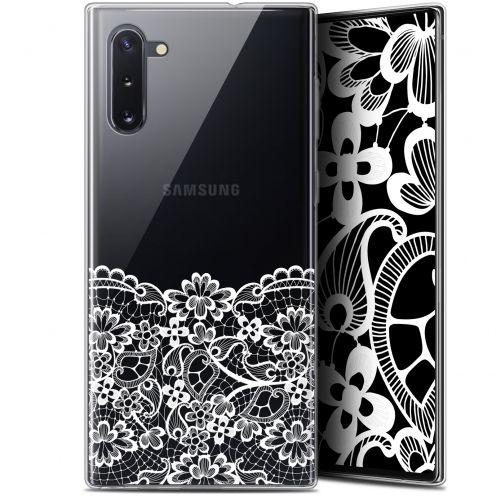 """Carcasa Gel Extra Fina Samsung Galaxy Note 10 (6.3"""") Spring Bas dentelle"""