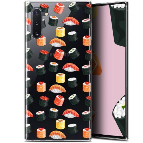 "Carcasa Gel Extra Fina Samsung Galaxy Note 10 (6.3"") Foodie Sushi"