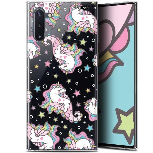 "Carcasa Gel Extra Fina Samsung Galaxy Note 10 (6.3"") Design Licorne Dormante"
