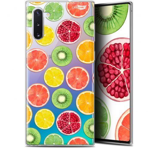 "Carcasa Gel Extra Fina Samsung Galaxy Note 10 (6.3"") Design Fruity Fresh"