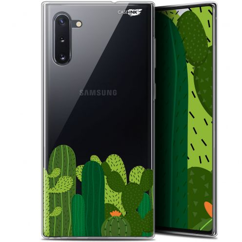 "Carcasa Gel Extra Fina Samsung Galaxy Note 10 (6.3"") Design Cactus"