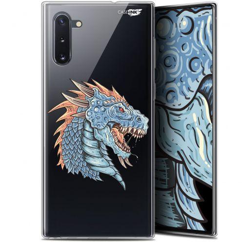 """Carcasa Gel Extra Fina Samsung Galaxy Note 10 (6.3"""") Design Dragon Draw"""