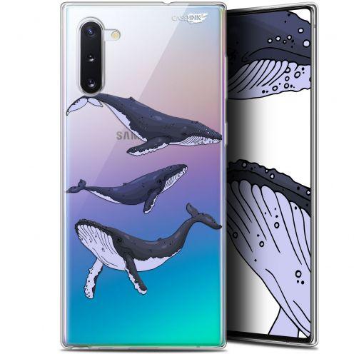 "Carcasa Gel Extra Fina Samsung Galaxy Note 10 (6.3"") Design Les 3 Baleines"