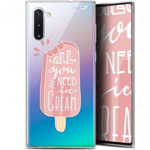 "Carcasa Gel Extra Fina Samsung Galaxy Note 10 (6.3"") Design Ice Cream"