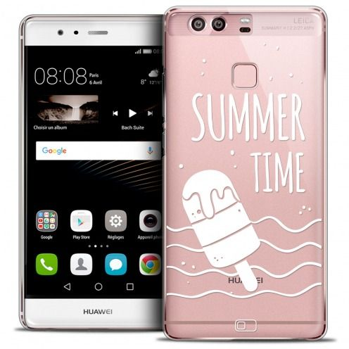 Carcasa Crystal Rigide Extra Fina Huawei P9 Summer Summer Time