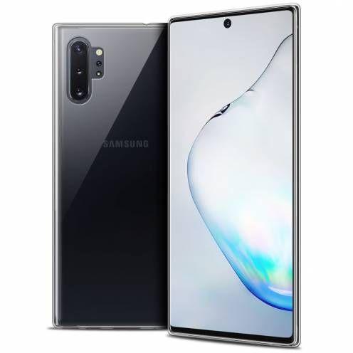 "Carcasa Extra Fina 1 mm Flexible Crystal Clear para Samsung Galaxy Note 10+ / Plus (6.8"")"