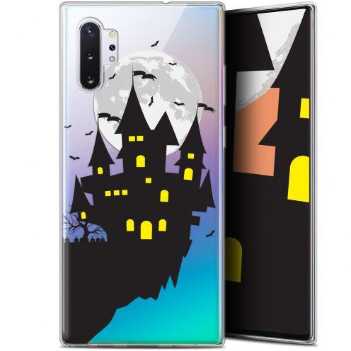 "Carcasa Gel Extra Fina Samsung Galaxy Note 10+ / Plus (6.8"") Halloween Castle Dream"