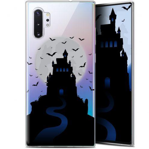 "Carcasa Gel Extra Fina Samsung Galaxy Note 10+ / Plus (6.8"") Halloween Castle Nightmare"