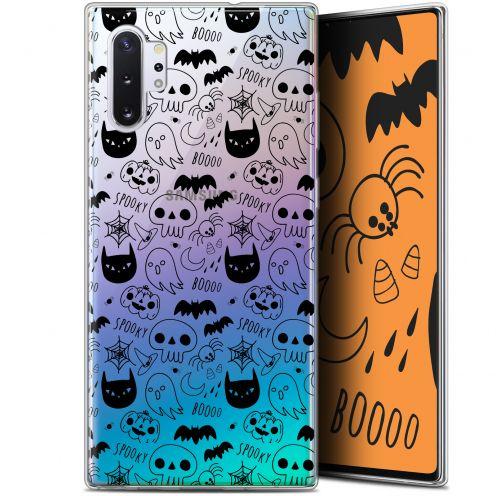 "Carcasa Gel Extra Fina Samsung Galaxy Note 10+ / Plus (6.8"") Halloween Spooky"