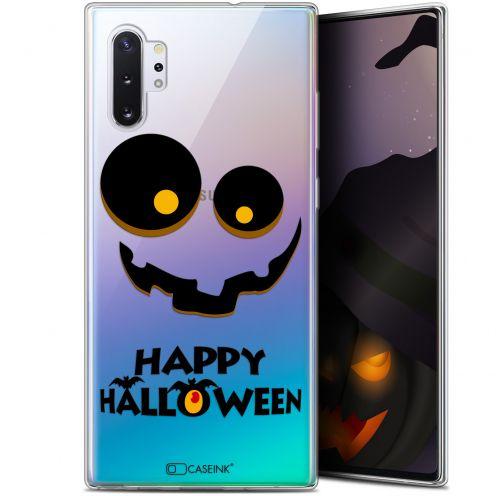 "Carcasa Gel Extra Fina Samsung Galaxy Note 10+ / Plus (6.8"") Halloween Happy"