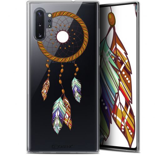 "Carcasa Gel Extra Fina Samsung Galaxy Note 10+ / Plus (6.8"") Dreamy Attrape Rêves Shine"
