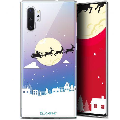 """Carcasa Gel Extra Fina Samsung Galaxy Note 10+ / Plus (6.8"""") Noël 2017 Flying Stanta"""