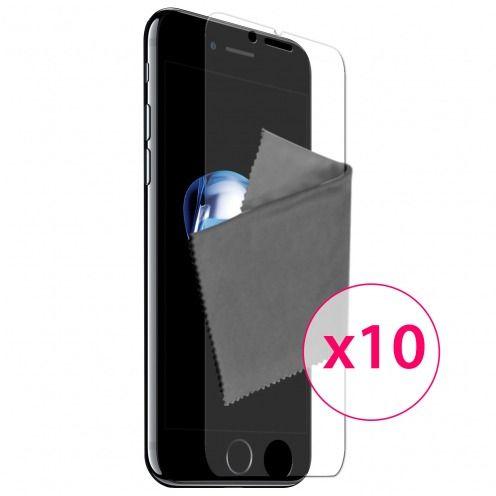 "Protector De Pantalla Apple iPhone 7 (4.7"") Clubcase® 3H Ultra Clear HD Lote de 10"