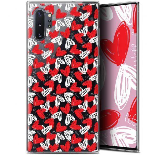 "Carcasa Gel Extra Fina Samsung Galaxy Note 10+ / Plus (6.8"") Love With Love"